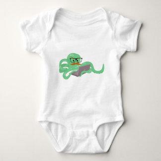 Pulpo del Internet de Snarktopus Body Para Bebé