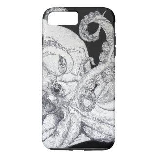 Pulpo del mar profundo funda iPhone 7 plus