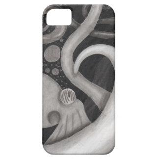 pulpo en el profundo iPhone 5 carcasa