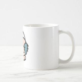 Pulpo frío taza