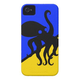 Pulpo iPhone 4 Carcasa