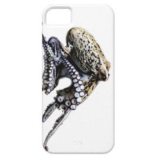 Pulpo Kraken - caso del iPhone iPhone 5 Funda