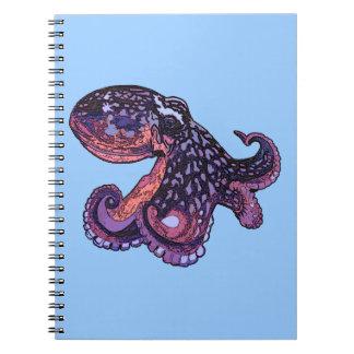 Pulpo Cuadernos