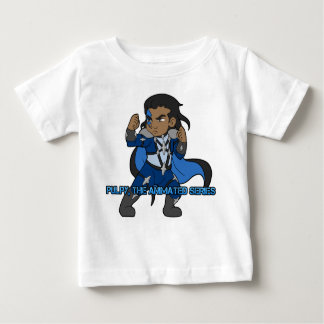 Pulpy The Animated Series:Baby Fine Jersey T-Shirt