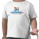 Pulsaciones de corriente divertidas camiseta