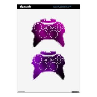pulsan las pieles inalámbricas del regulador de Xb Mando Xbox 360 Skins