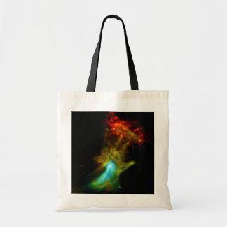Pulsar B1509 - Hand of God Budget Tote Bag