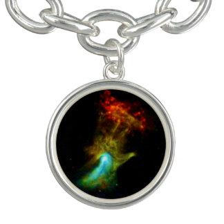 Pulsar B1509 - Hand of God Charm Bracelets