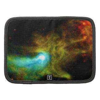 Pulsar B1509 - Mano de dios Organizadores