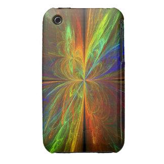 Pulsar del espectro Case-Mate iPhone 3 carcasa