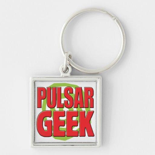 Pulsar Geek Keychains