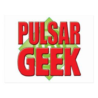 Pulsar Geek v2 Postcard