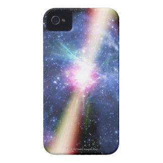 Pulsar iPhone 4 Case-Mate Coberturas