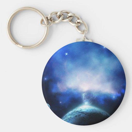 Pulsar Keychains