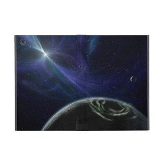 Pulsar Planet Alien Space Art Cover For iPad Mini