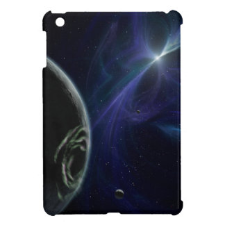 Pulsar Planet Alien Space Art Cover For The iPad Mini
