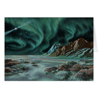 Pulsar Planets 1 Card