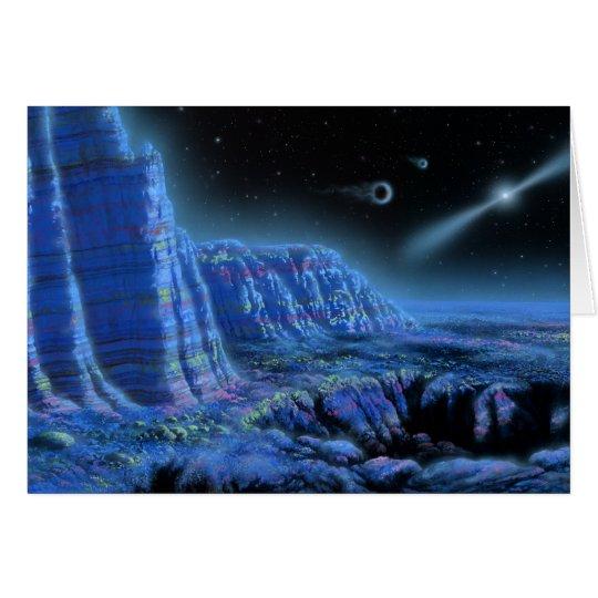 Pulsar Planets II Card