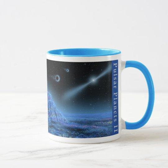 Pulsar Planets II Mug