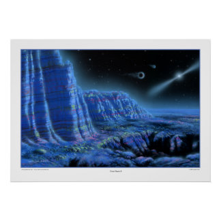 Pulsar Planets II Print