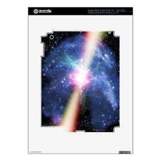Pulsar iPad 3 Decal