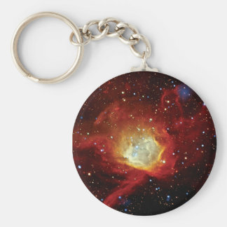 Pulsar SXP 1062 Basic Round Button Keychain