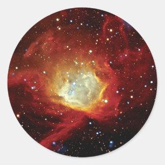 Pulsar SXP 1062 Pegatina Redonda