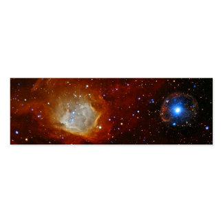 Pulsar SXP 1062 Star Space Astronomy Business Card