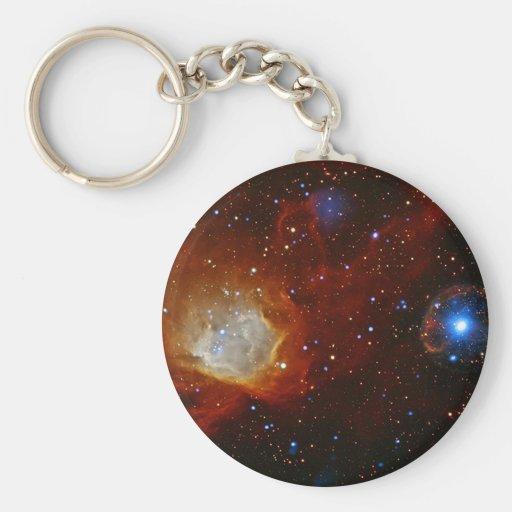 Pulsar SXP 1062 Star Space Astronomy Keychains