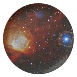Pulsar SXP 1062 Star Space Astronomy Plate