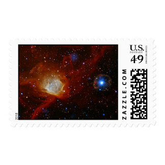 Pulsar SXP 1062 Star Space Astronomy Postage