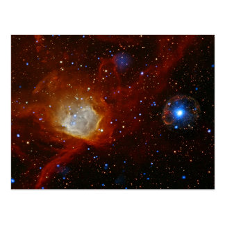 Pulsar SXP 1062 Star Space Astronomy Postcard