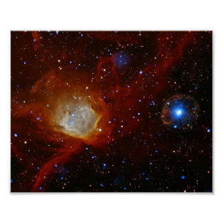 Pulsar SXP 1062 Star Space Astronomy Posters