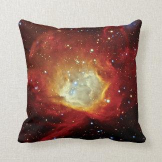 Pulsar SXP 1062 Supernova Remnant NASA Space Photo Throw Pillow