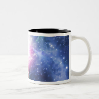 Pulsar Two-Tone Coffee Mug