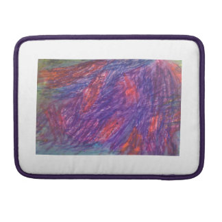 Pulsating Pilgrimage MacBook Pro Sleeve