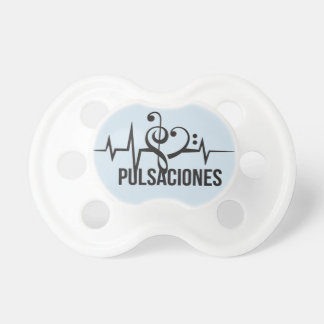 Pulsations My Little Baby - Blue Pacifier