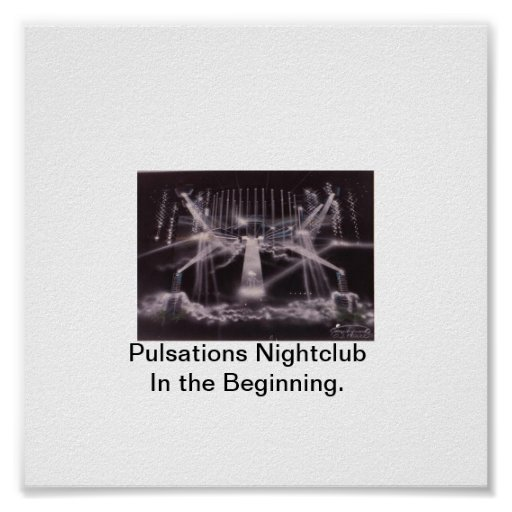 Pulsations poster