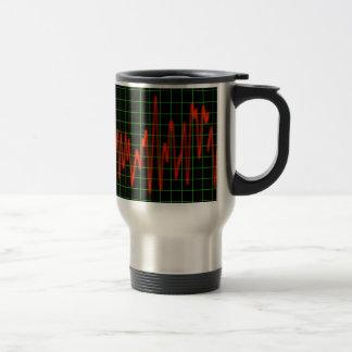 Pulse - Heart Monitor Travel Mug