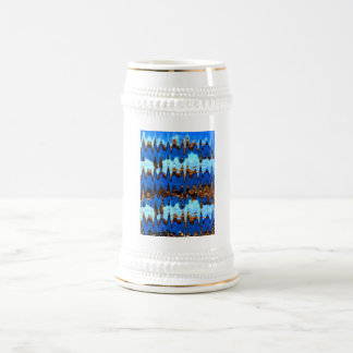 PULSE OF NATURE BEER STEIN