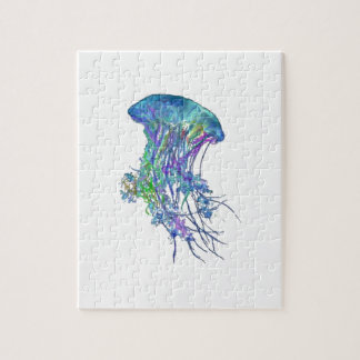 PULSE OF TENTACLES JIGSAW PUZZLE