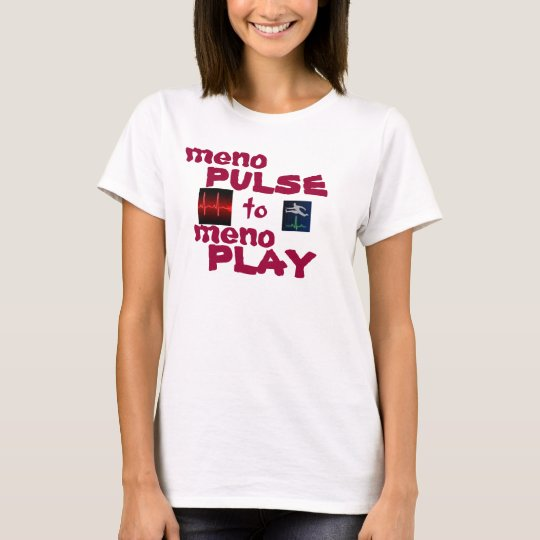 pulse to play tee shirt