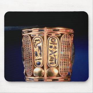 Pulsera con el cartouche de Psusennes I Alfombrilla De Ratón