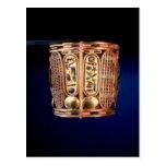Pulsera con el cartouche de Psusennes I Tarjetas Postales