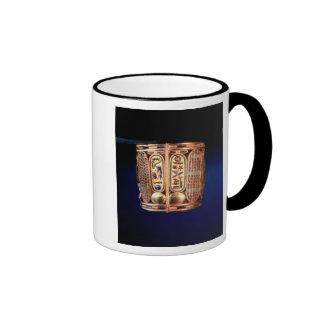 Pulsera con el cartouche de Psusennes I Tazas