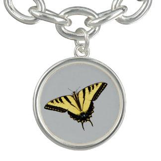 Pulsera de la mariposa de Swallowtail del tigre