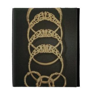 Pulseras del tesoro de Ertsfield, 4to ce del oro