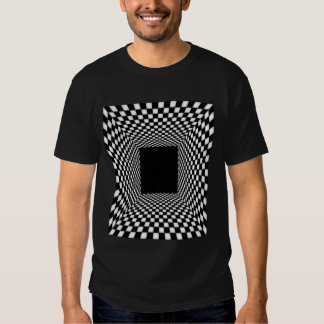 Pulsing Checkered Room T-Shirt