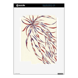 Pulzate Decal For iPad 2