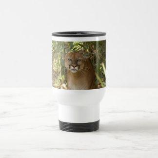 Puma 002 taza de viaje de acero inoxidable
